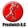 Prestwich Athletics Club logo